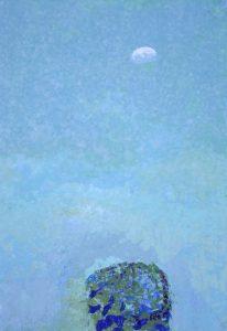 月と地球(SM)